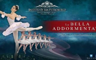 La compagnia Balletto di San Pietroburgo in ''La Bella Addormentata''