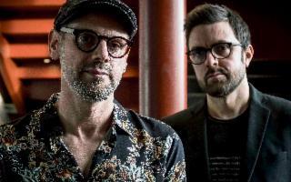Fabrizio Bosso e Julian Oliver Mazzariello  in concerto con ''Tandem''