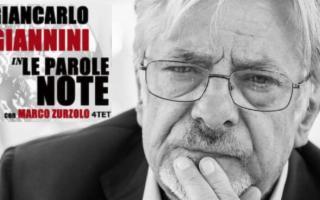 ''Le Parole Note''. La voce di Giancarlo Giannini, il jazz del Marco Zurzolo 4tet
