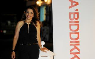 A'Biddikkia all'International Couture Fashion Show
