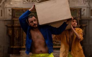Stagione del Teatro Gianì - Il Miracolo, di Giuseppe Massa