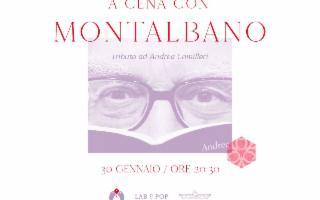 ''A cena con Montalbano'' da Casa&Putia con i vini Horus