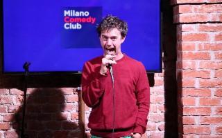 Let's Comedy, con Luca Ravenna