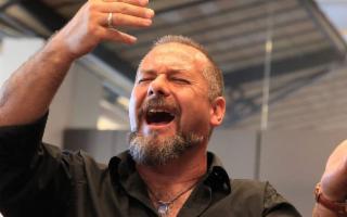 Mauro Tiberi dà voce a ''I Canti di Dioniso''