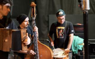 Orchestra Folk Europea e Multiculturale in concerto