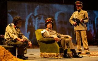 ''L'ultima notte del Rais'' Gheddafi, di Yasmina Khadra