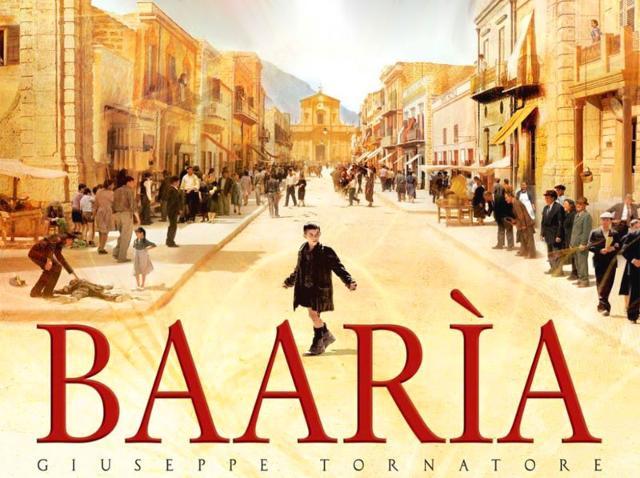 """""""Baarìa"""" di Giuseppe Tornatore (2009)"""