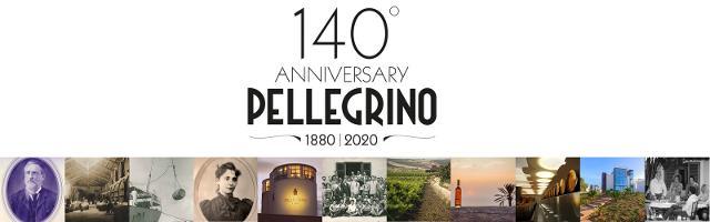 Pellegrino Timeline - Dal 1880 ad oggi