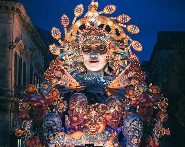 Ad Acireale il più bel Carnevale di Sicilia