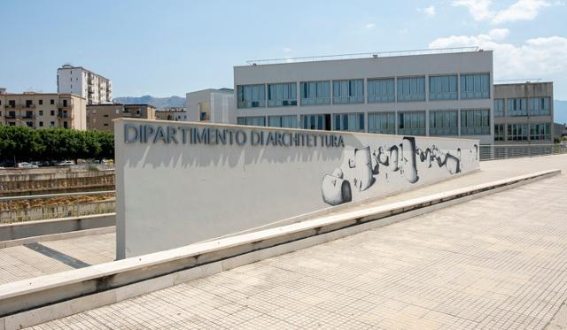 Il Dipartimento di Architettura dell'Università di Palermo