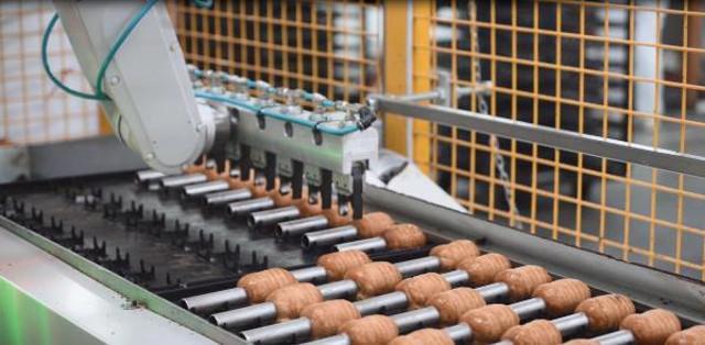 FANUC e Demur hanno supportato Orma Srl, società leader in Italia nella produzione di prodotti semilavorati per l'industria dolciaria con sede a Modica (RG), la cui necessità era incrementare le performance della filiera produttiva del cannolo in pasta sfoglia, un prodotto molto difficile da lavorare a causa della sua fragilità...