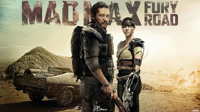 """""""Mad Max: Fury Road"""" di George Miller (2015)"""