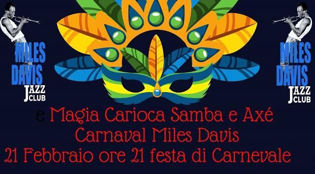 al-miles-davis-jazz-club-festa-di-carnevale
