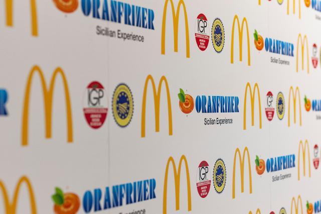 McDonald's - Oranfrizer - Consorzio di Tutela Arancia Rossa di Sicilia IGP