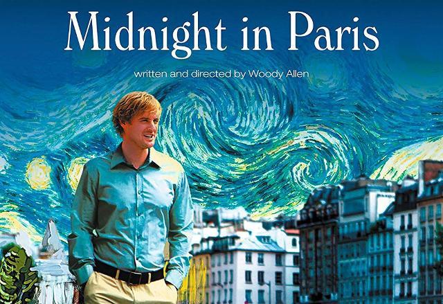 """Midnight in Paris"" di Woody Allen (2011)"
