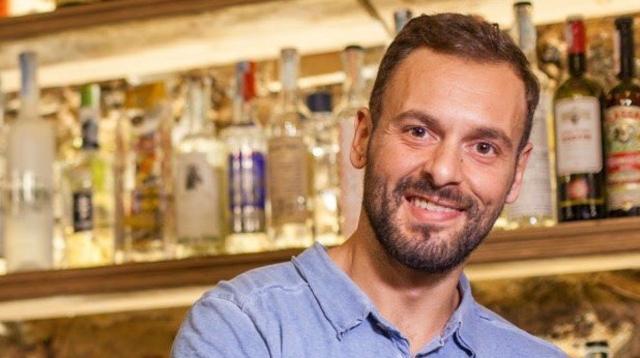Paolo Fazio, bar manager di Uzeta Bistrò Siciliano di Catania
