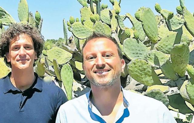 Salvatore Fazio e Paolo Garelli