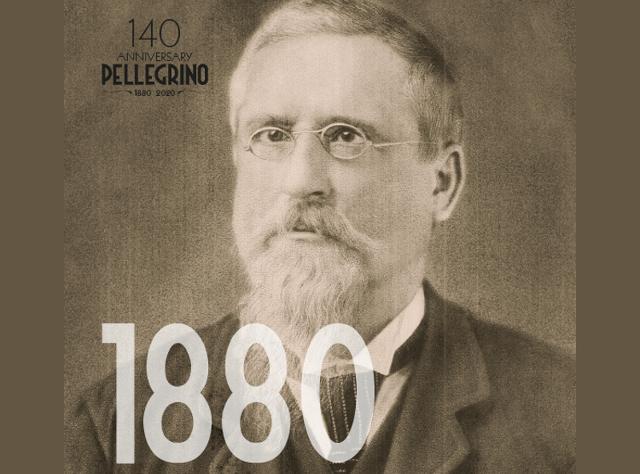Paolo Pellegrino, fondatore delle Cantine Pellegrino nel 1880