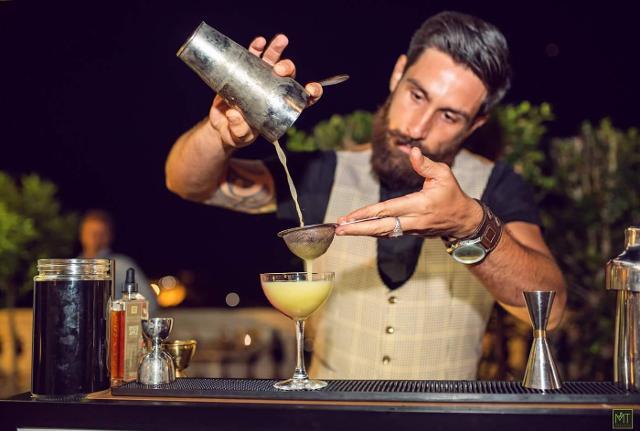 Salvatore Longo del Bohème Mixology Bar di Tremestieri Etneo - Catania