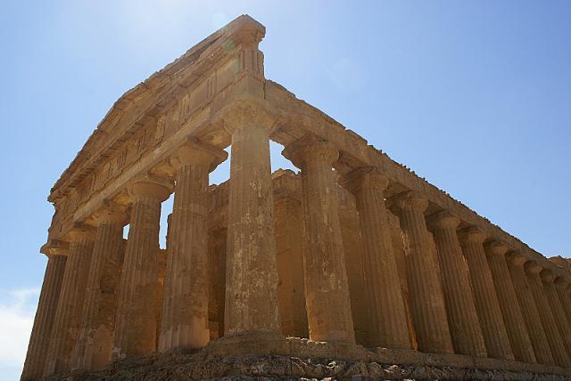 Il Tempo della Concordia, Valle dei Templi - Agrigento
