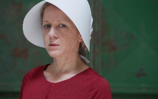 Viola Graziosi in ''The Handmaid's Tale - Il Racconto dell'Ancella''