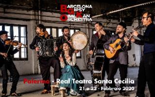Brass in Jazz - Barcelona Gipsy Balkan Orchestra, in ''Del Ebro al Danubio''