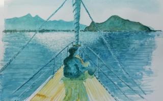 """""""I Calapanama & Amici"""", collettiva proposta dall'artista Mariella Ramondo"""