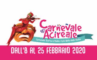 Carnevale di Acireale, il più bello di Sicilia