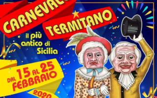 Il Carnevale Termitano, uno dei più antichi d'Italia