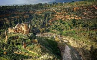 Trekking alla Gola del Lupo e al Castello di Poggiodiana