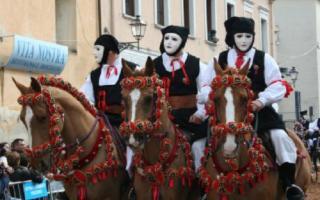 Festa di Carnevale con Nitrito