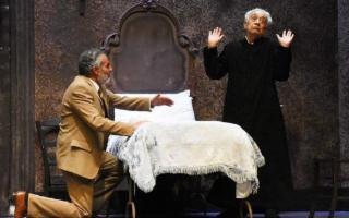 """InTeatro di Prosa -  """"Fiat Voluntas Dei"""",  la brillante commedia di Giuseppe Macrì"""