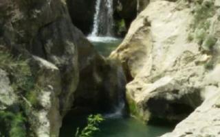 Trekking guidato nel Bosco del Cappelliere e Gole del Drago