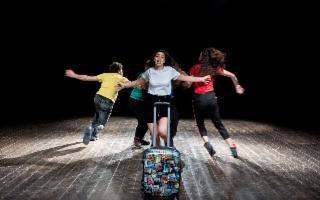 Stagione del Teatro Gianì -  ''Il Coro di Babele'', di Claudio Zappalà