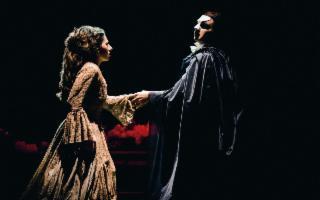 """La Compagnia del Teatro Ambasciatori di Catania in """"La leggenda del fantasma dell'Opera"""""""