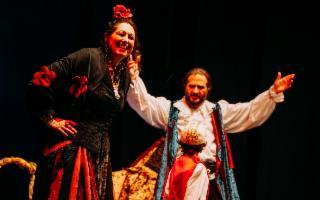 Il Teatrino delle Meraviglie,  tratto da Miguel de Cervantes