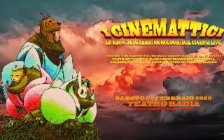 """Terzo appuntamento con il Teatro di Relazione con """"I Cinemattici"""""""