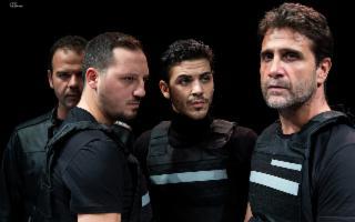 ''Quattro uomini chiusi in una stanza'', di Mario Gelardi