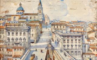 ''La città aurea - Urbanistica ed architettura a Ragusa negli anni Trenta''