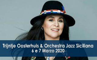 Brass in Jazz - Trijntje Oosterhuis & l'OJS con ''An evening with''