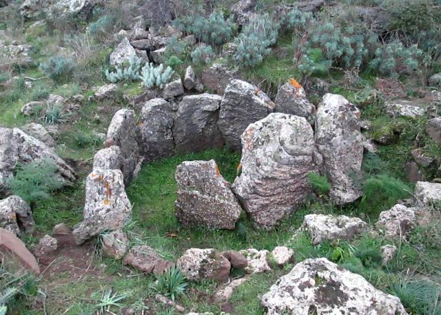 La spirale megalitica di Balze Soprane