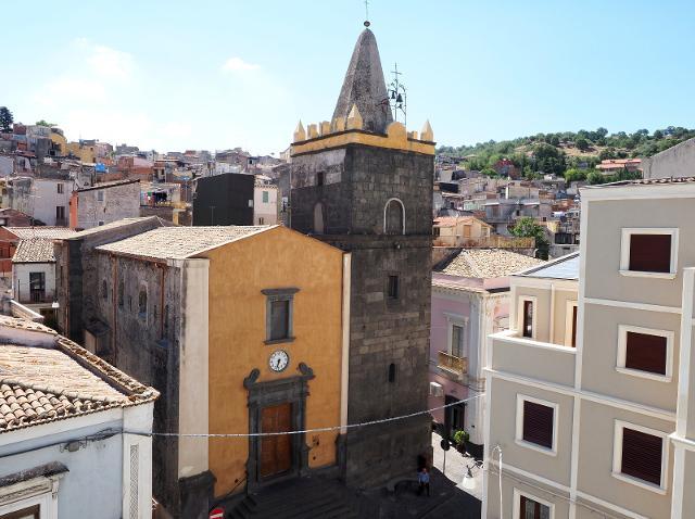 Chiesa di San Giovanni Evangelista - ph Giuseppe Anzalone