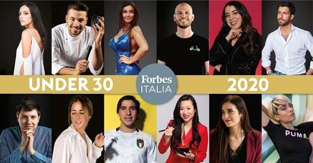 Tre giovani siciliani nella classifica di Forbes Italia 2020