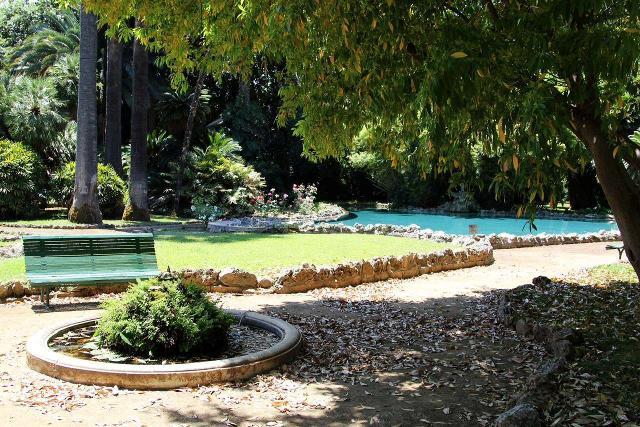 Giardino di Villa Tasca, Palermo