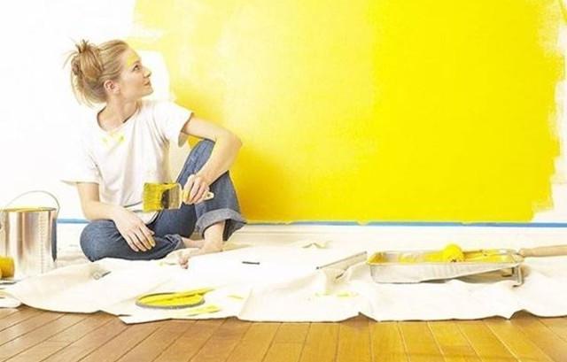 Decorare la casa sembra ancora essere un'attività prettamente femminile...