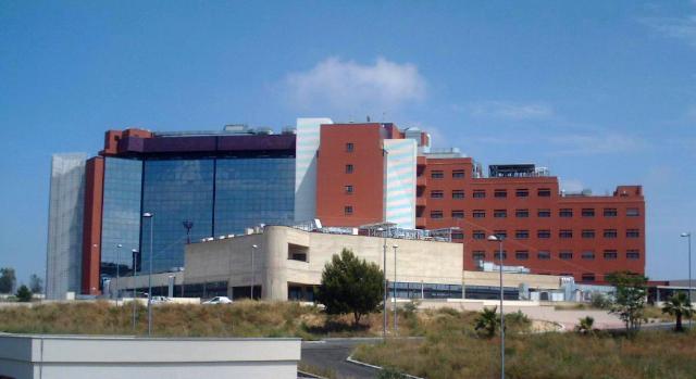 """Ospedale """"Paolo Borsellino"""" di Marsala"""