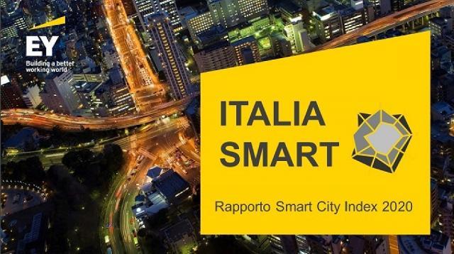 Rapporto Smart City Index 2020
