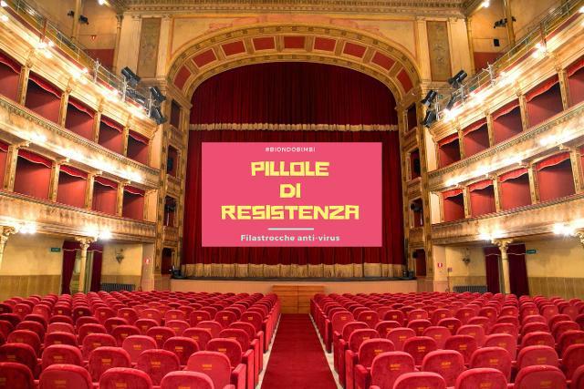La Cultura contro il Coronavirus: prosegue su YouTube e Facebook l'attività del Teatro Biondo di Palermo