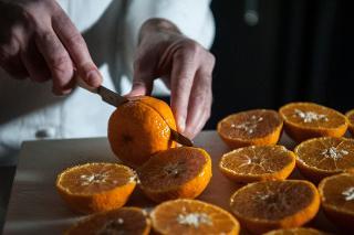 Il Tardivo di Ciaculli inaugura la riapertura delle gelaterie di Antonio Cappadonia