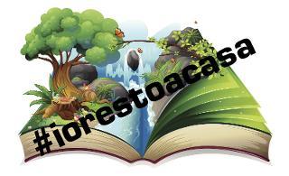 #Iorestoacasa e disegno le riserve naturali, l'idea dell'Università di Catania